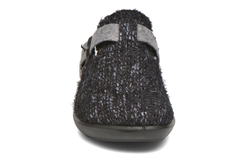 Chaussons Romika ibiza home 316 Gris vue portées chaussures