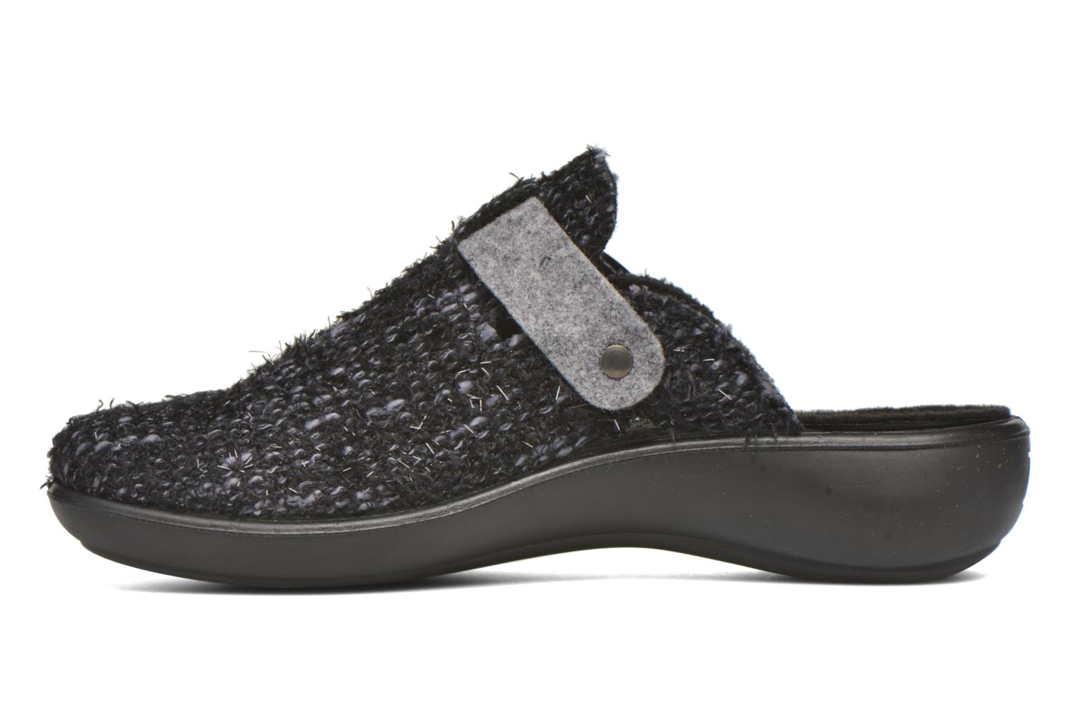 Chaussons Romika ibiza home 316 Gris vue face