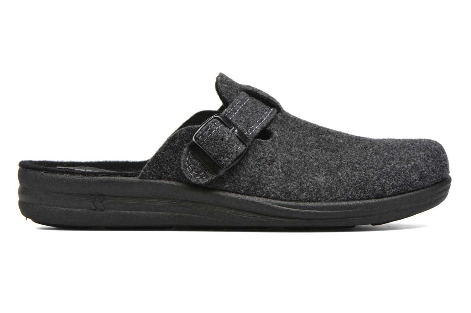 Slippers Romika Village 240 Grey back view