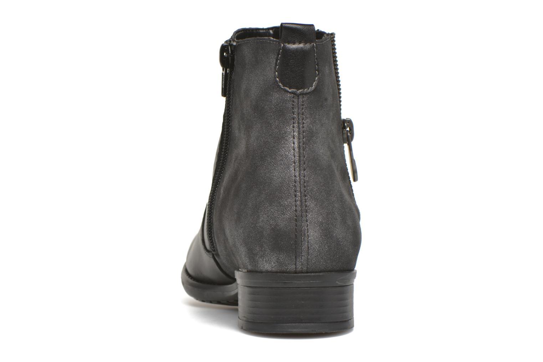 Bottines et boots Remonte Claire R6458 Noir vue droite