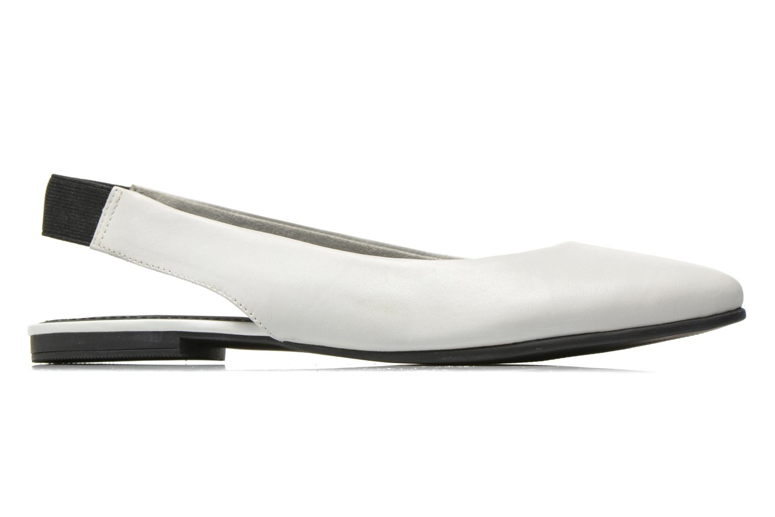 Ballet pumps S.Oliver Lyna White back view