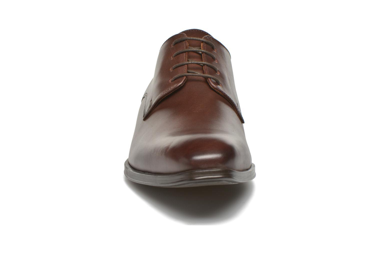Chaussures à lacets Marvin&Co Thorne Marron vue portées chaussures