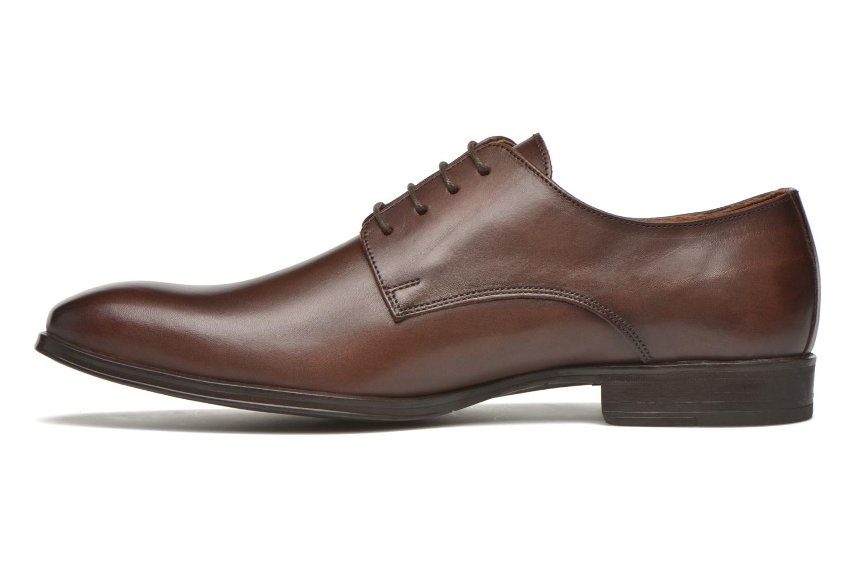 Chaussures à lacets Marvin&Co Thorne Marron vue face