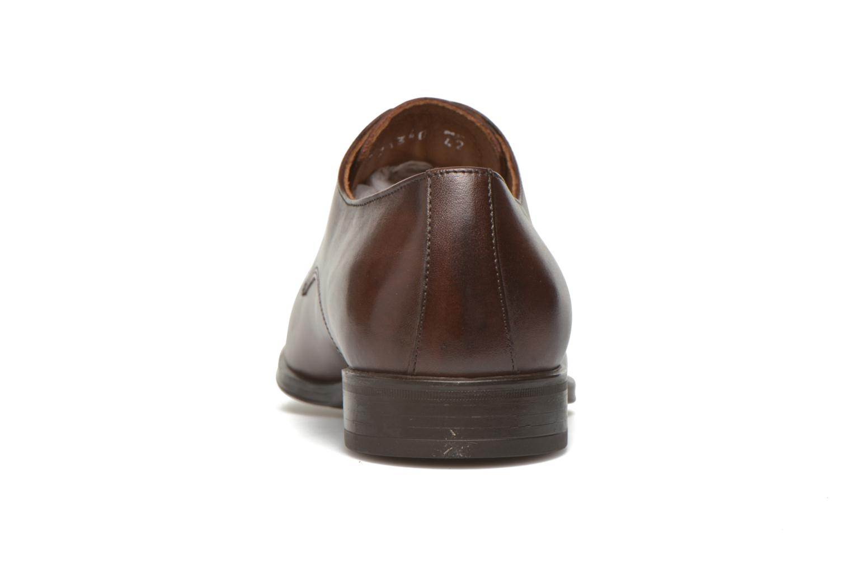 Chaussures à lacets Marvin&Co Thorne Marron vue droite