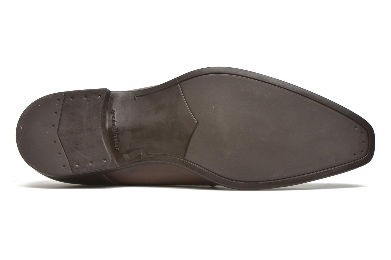 Chaussures à lacets Marvin&Co Thorne Marron vue haut