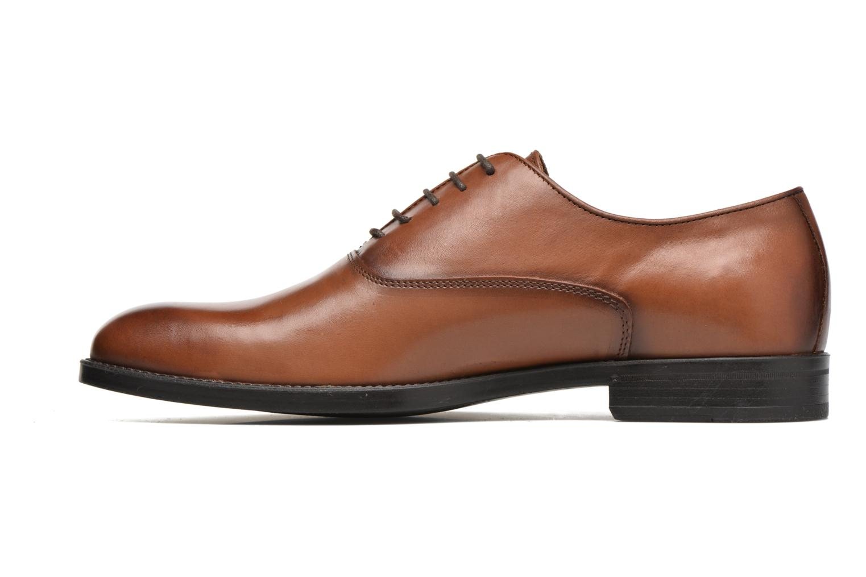 Lace-up shoes Marvin&co Tonbridge Brown front view