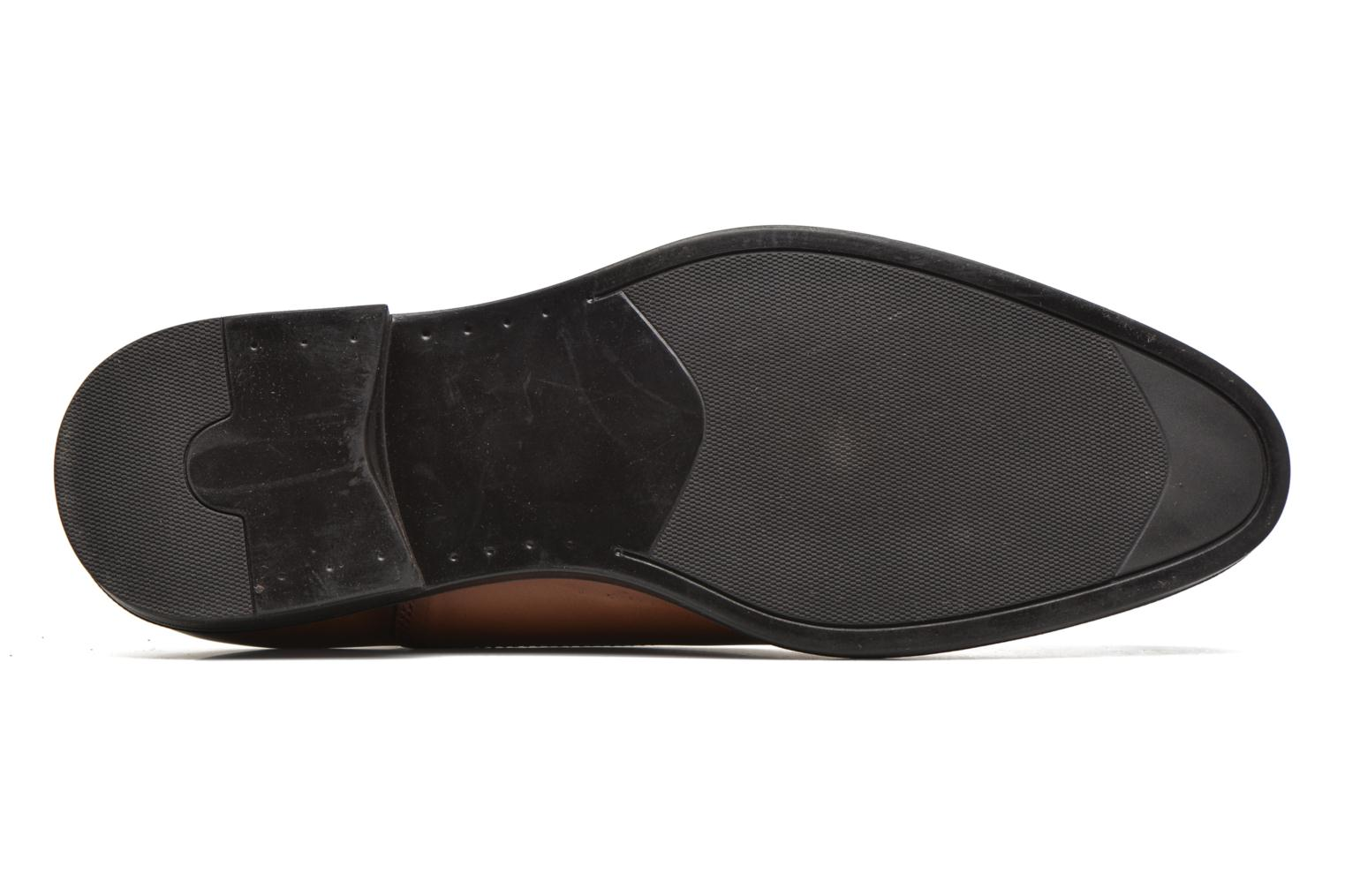 Lace-up shoes Marvin&co Tonbridge Brown view from above