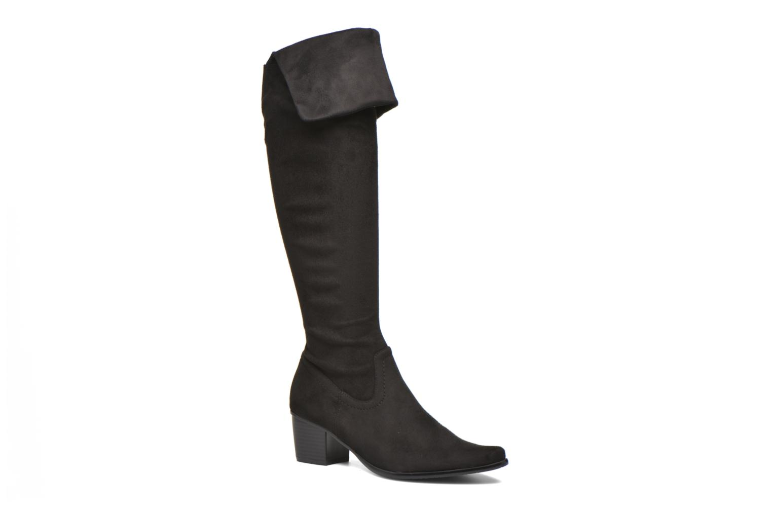 Boots & wellies Madison AYZINI *Velours Sp NOIR Black detailed view/ Pair view