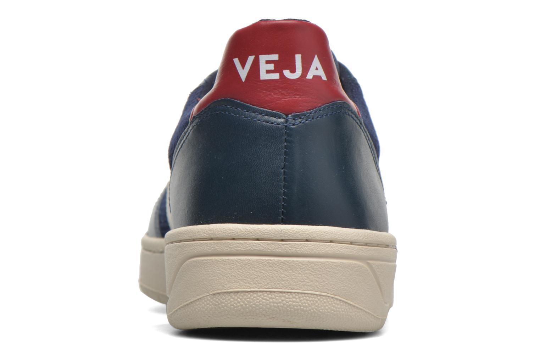 Extra White Black Veja V-10 (Noir)