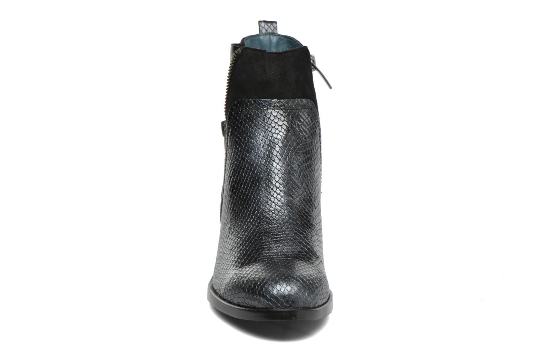 Stiefeletten & Boots Karston GLEDY noir schwarz schuhe getragen