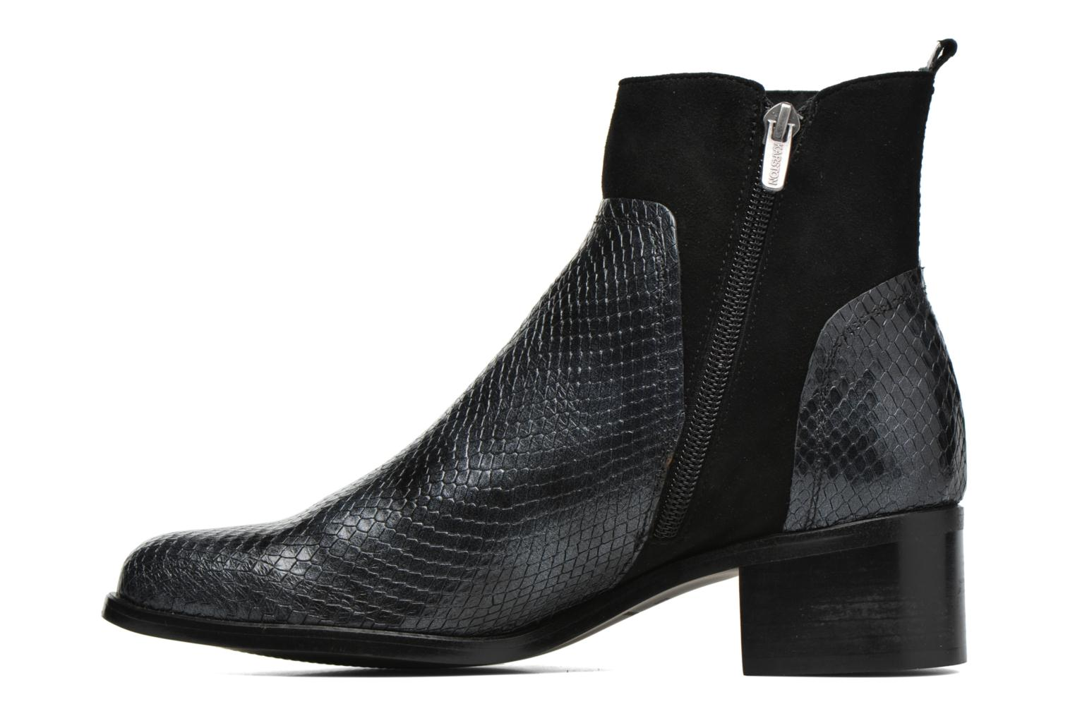 Ankle boots Karston GLEDY noir Black front view