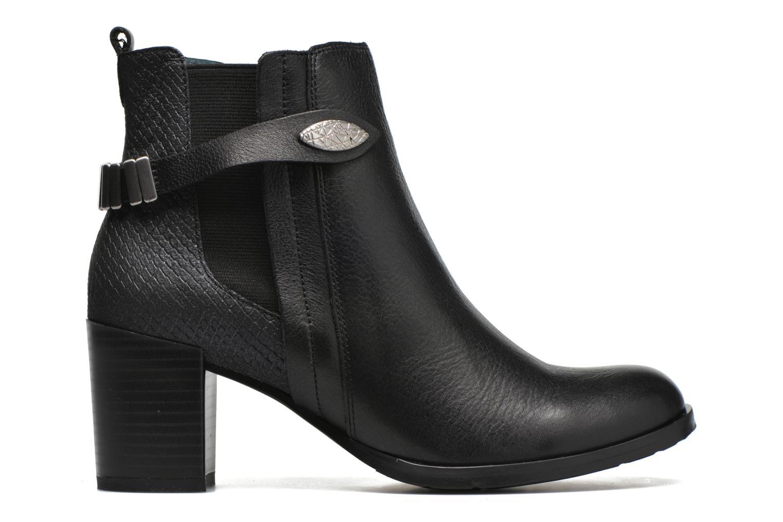 Stiefeletten & Boots Karston GLOUPI #Mult Vo Milled NOIR ~Doubl & 1ere CUIR schwarz ansicht von hinten