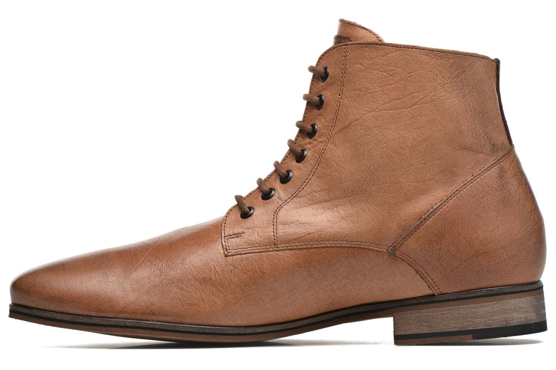 Bottines et boots Kost Zkirvani51 Marron vue face