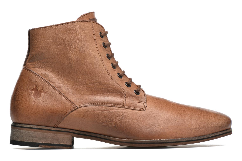 Bottines et boots Kost Zkirvani51 Marron vue derrière