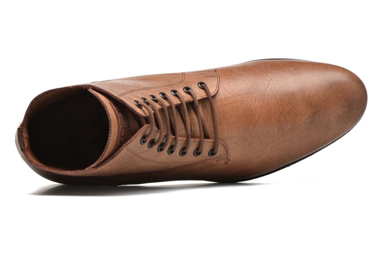 Bottines et boots Kost Zkirvani51 Marron vue gauche