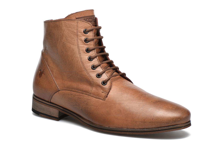 Bottines et boots Kost Zkirvani51 Marron vue détail/paire
