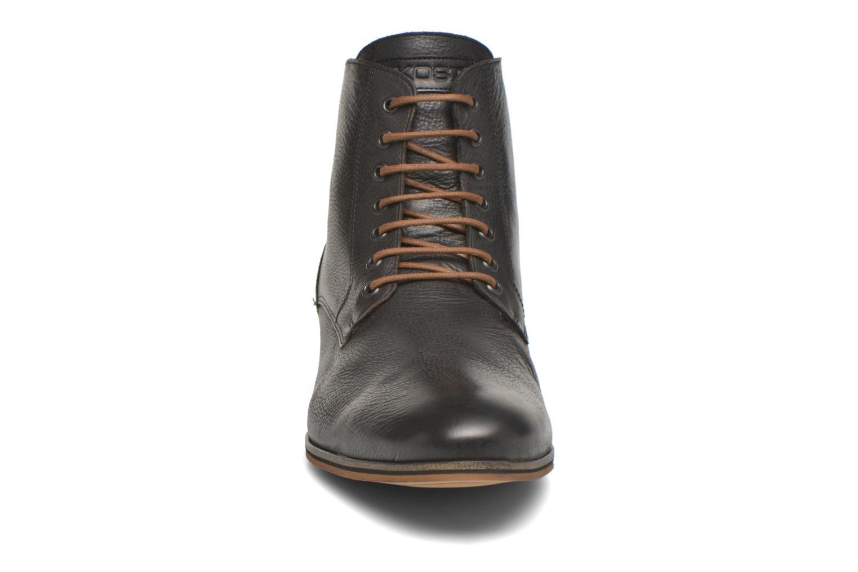 Bottines et boots Kost Zkirvani47 Noir vue portées chaussures