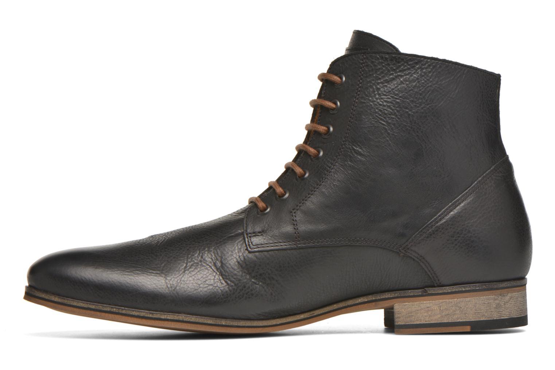 Bottines et boots Kost Zkirvani47 Noir vue face