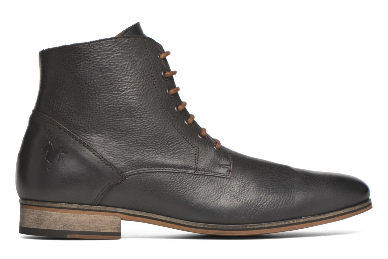 Bottines et boots Kost Zkirvani47 Noir vue derrière