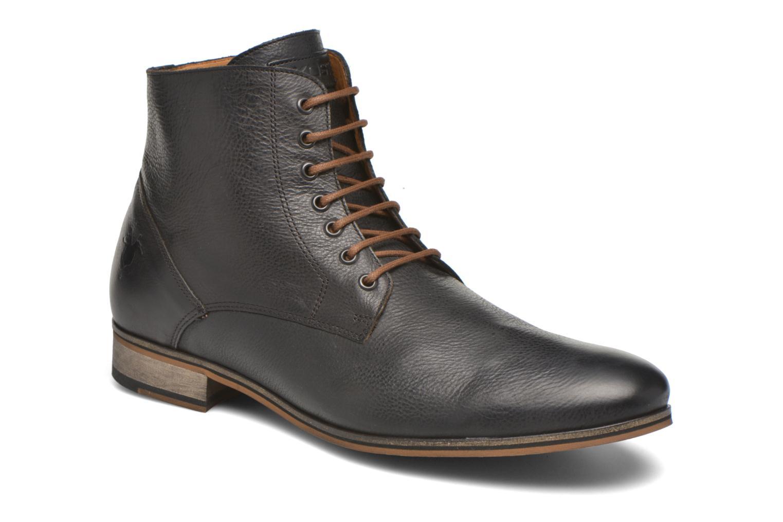 Bottines et boots Kost Zkirvani47 Noir vue détail/paire