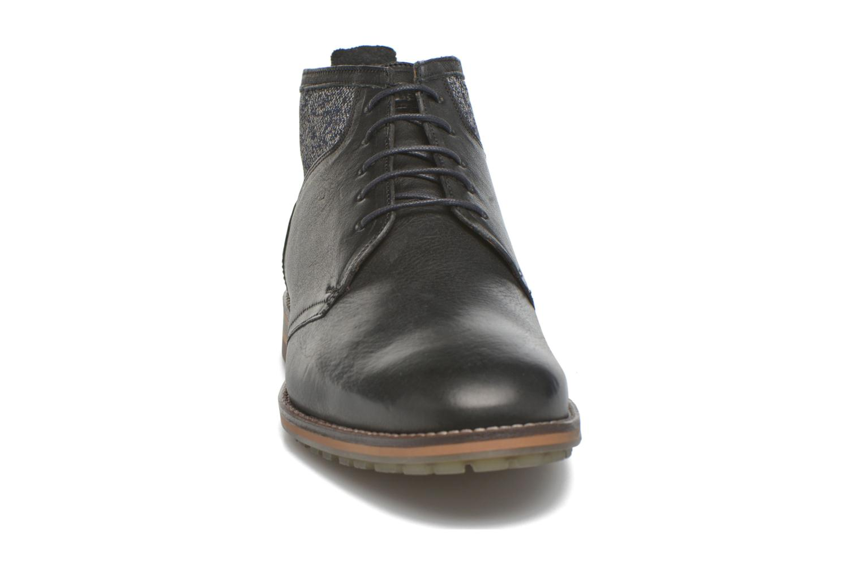 Lace-up shoes Kost Renon25 Black model view