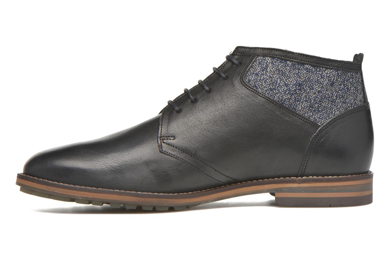 Chaussures à lacets Kost Renon25 Noir vue face