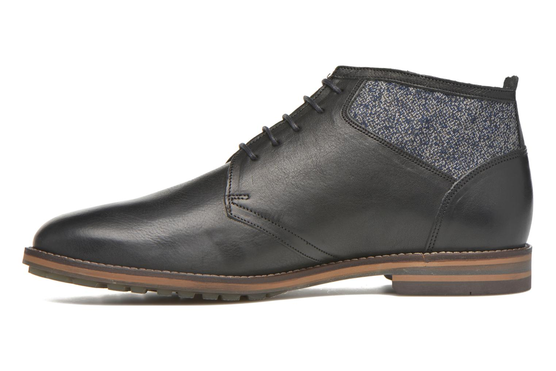 Lace-up shoes Kost Renon25 Black front view
