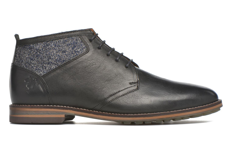 Chaussures à lacets Kost Renon25 Noir vue derrière