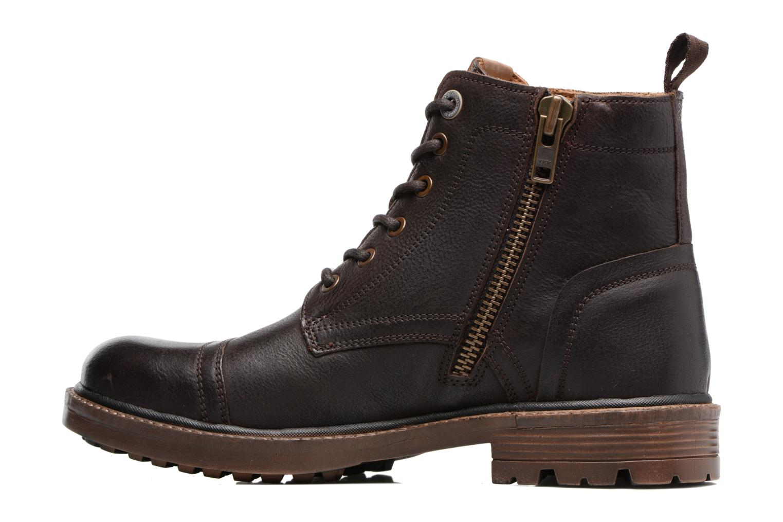 Bottines et boots Pepe jeans Vivek Boot Marron vue face