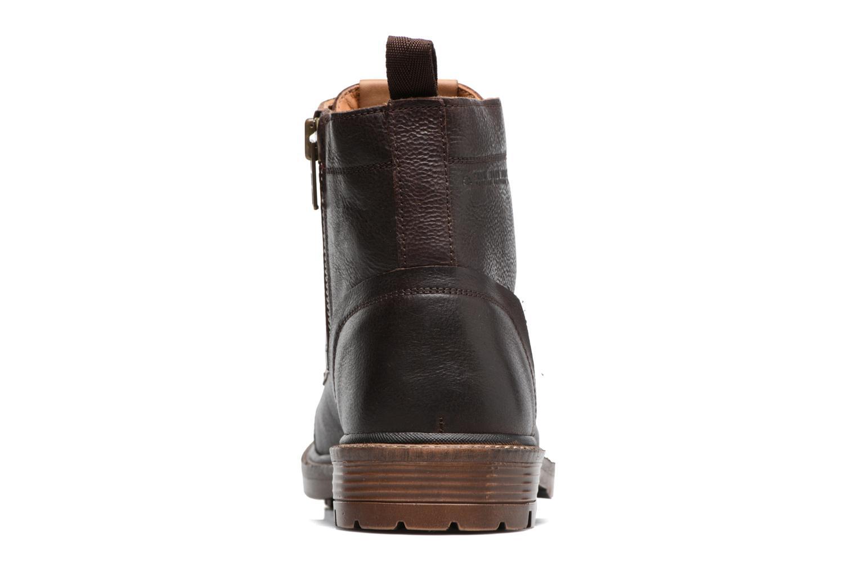 Bottines et boots Pepe jeans Vivek Boot Marron vue droite