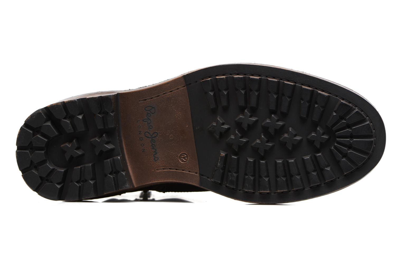 Bottines et boots Pepe jeans Vivek Boot Marron vue haut