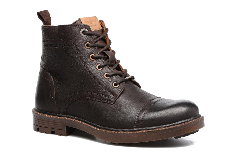 Bottines et boots Pepe jeans Vivek Boot Marron vue détail/paire