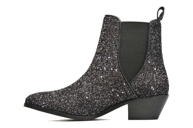 Stiefeletten & Boots Pepe jeans Dina Party silber ansicht von vorne