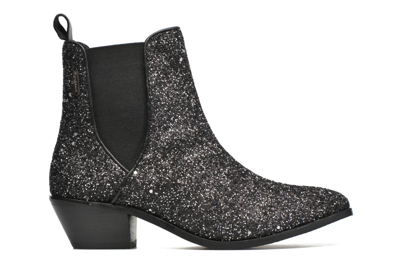 Stiefeletten & Boots Pepe jeans Dina Party silber ansicht von hinten