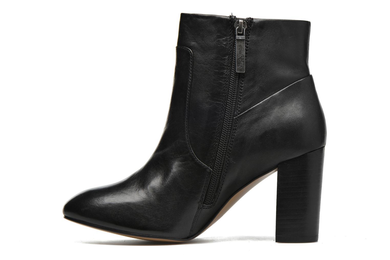Bottines et boots Pepe jeans Dylan Napa Noir vue face