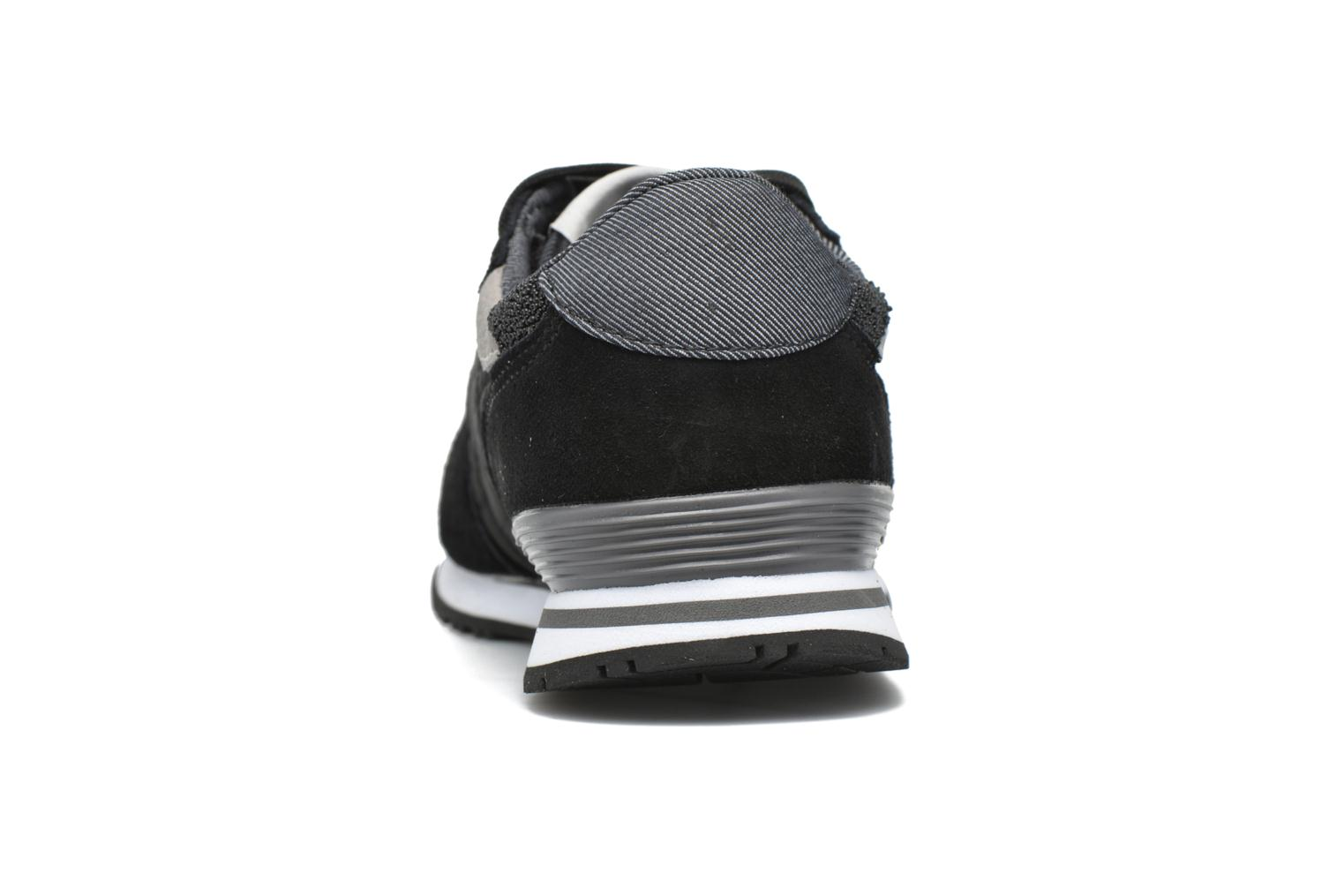 Trainers Pepe jeans Gable Padding Black view from the right