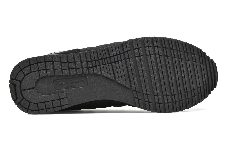 Sneaker Pepe jeans Gable Padding schwarz ansicht von oben