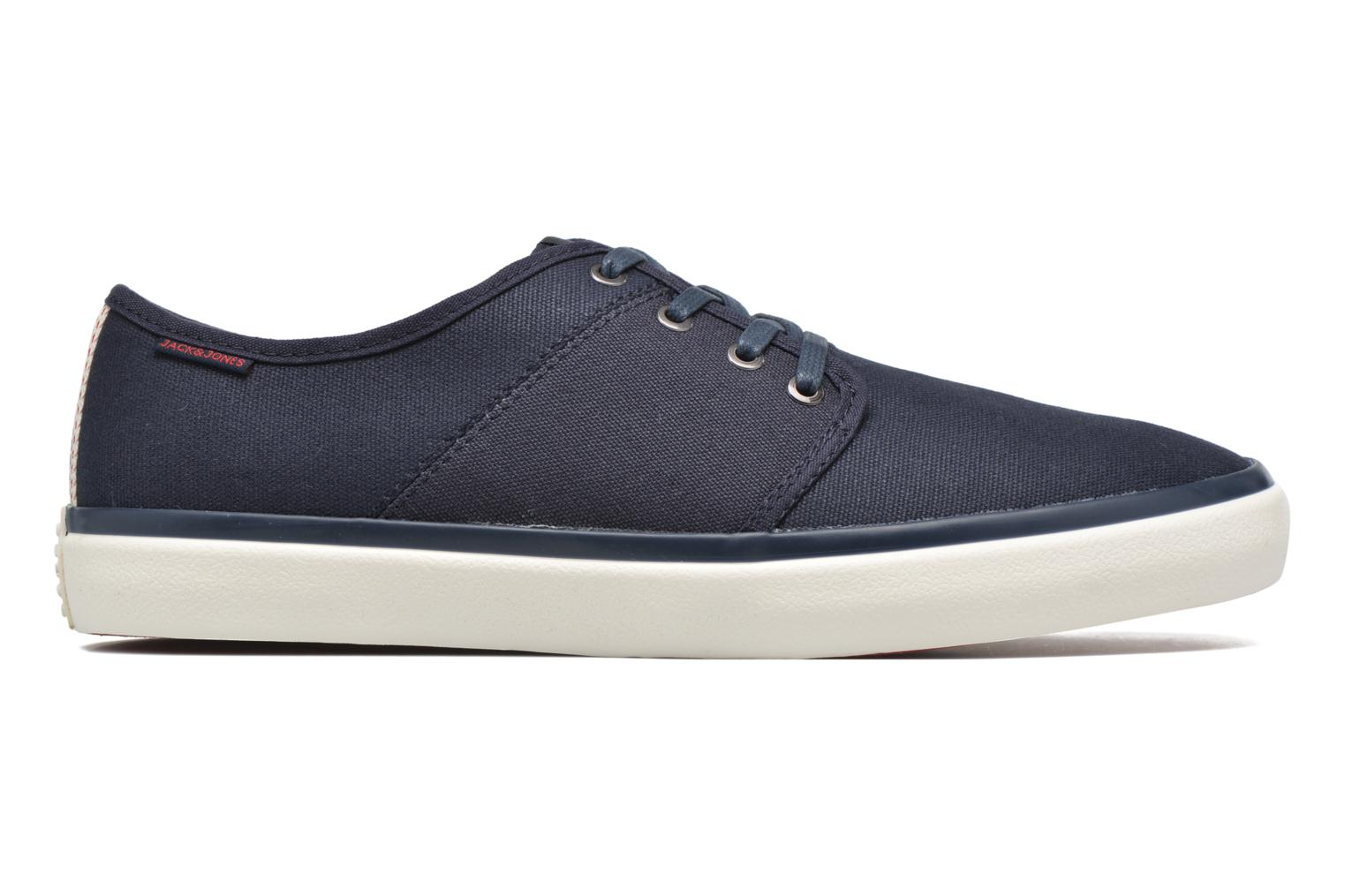 Sneakers Jack & Jones JJ Turbo Waxed Canvas Azzurro immagine posteriore