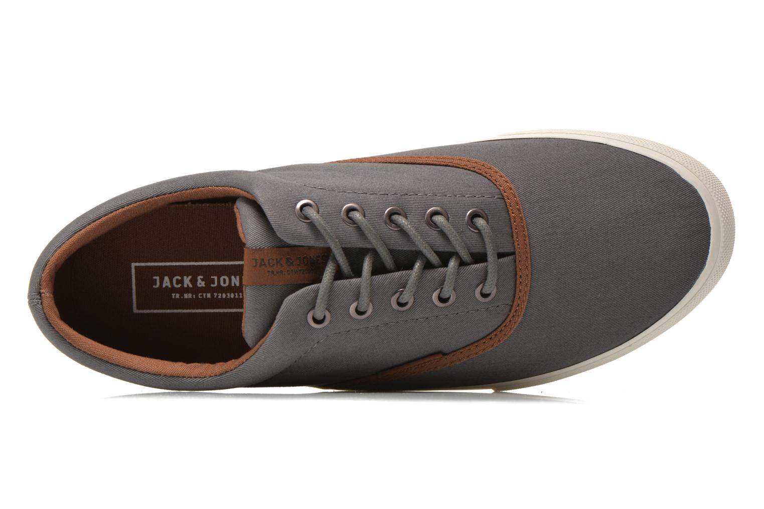 Trainers Jack & Jones JJ Kos Grey view from the left