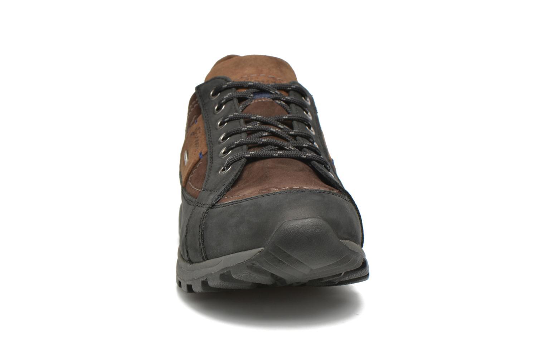 Baskets Sioux Fableo-152-TEX Marron vue portées chaussures