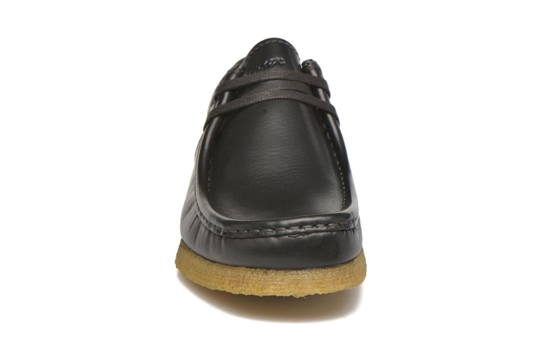 Chaussures à lacets Sioux Grashopper-H-141 Noir vue portées chaussures