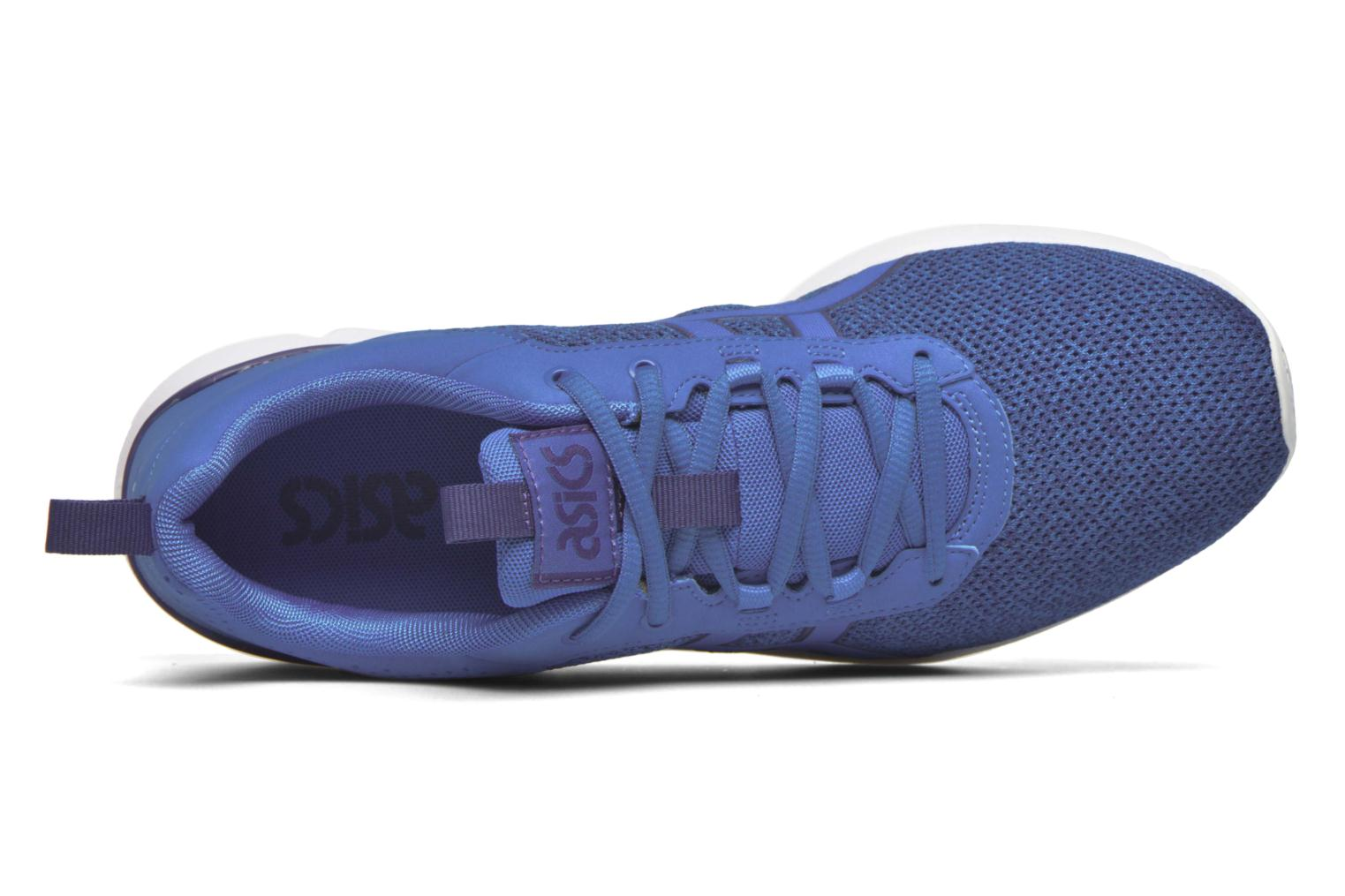 Trainers Asics Gel-Lyte Runner Blue view from the left