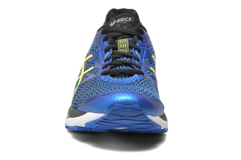 Sport shoes Asics Gel-Cumulus 18 Blue model view