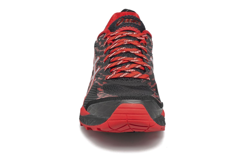 Sport shoes Asics Gel-Fujitrabuco 5 Red model view