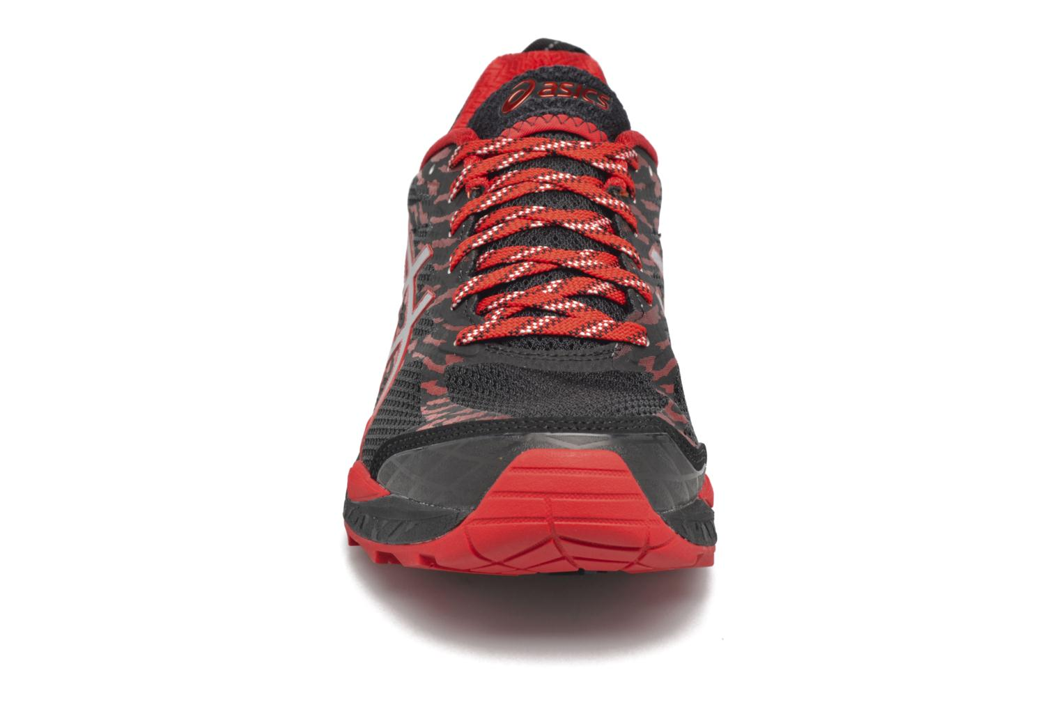Sport shoes Asics Gel-Fujitrabuco 5 Red model view