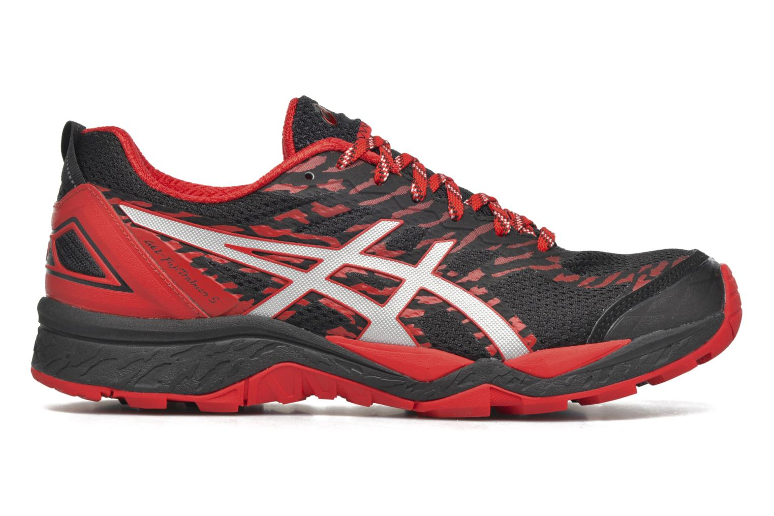 Sport shoes Asics Gel-Fujitrabuco 5 Red view from the right
