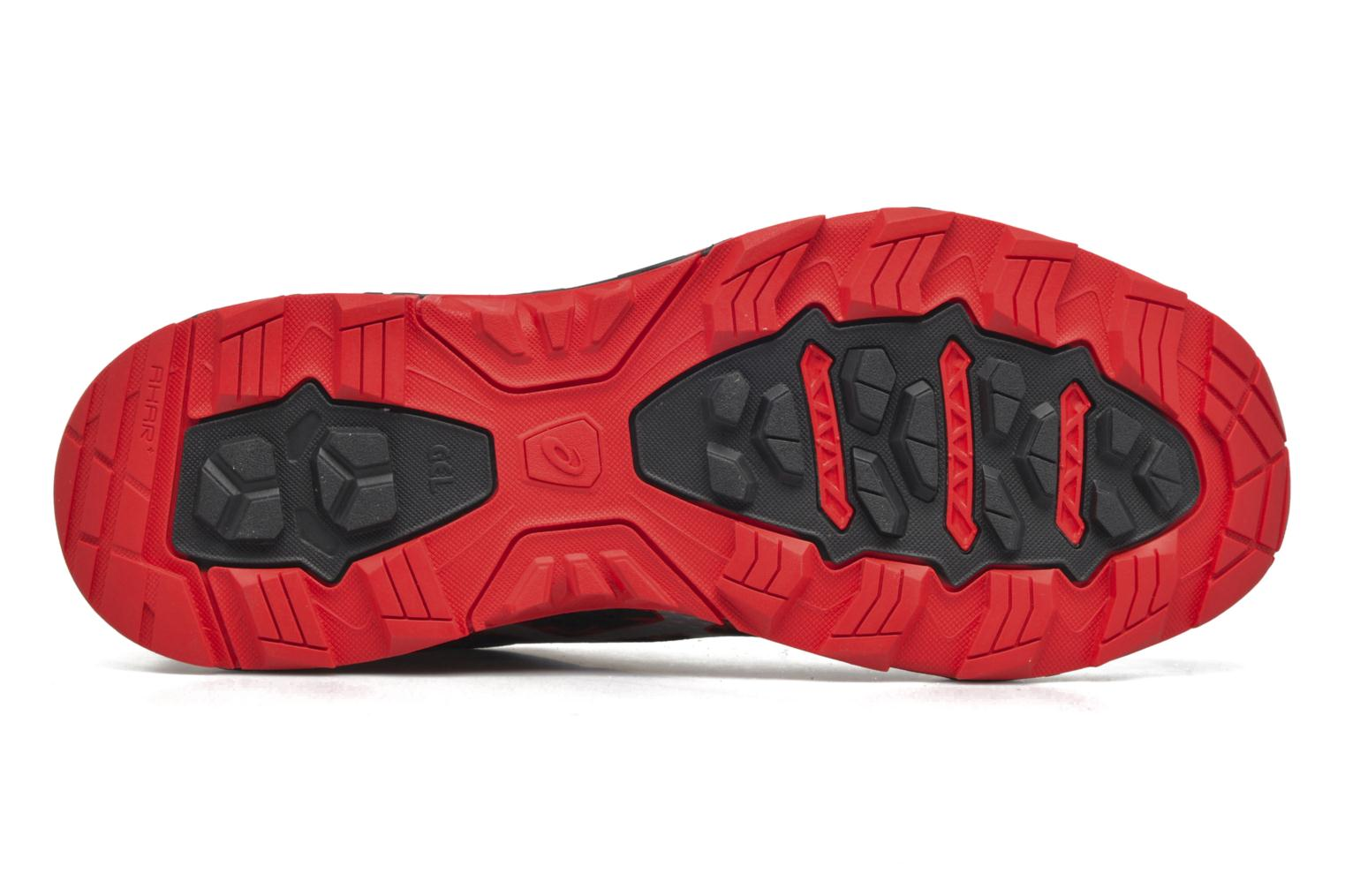 Sport shoes Asics Gel-Fujitrabuco 5 Red view from the left