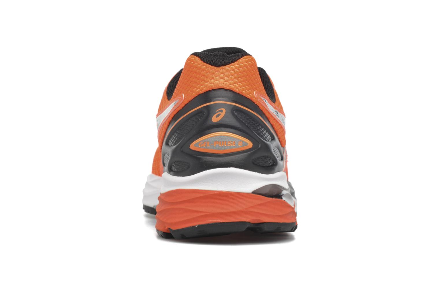 Sport shoes Asics Gel-Pulse 8 Orange view from the right