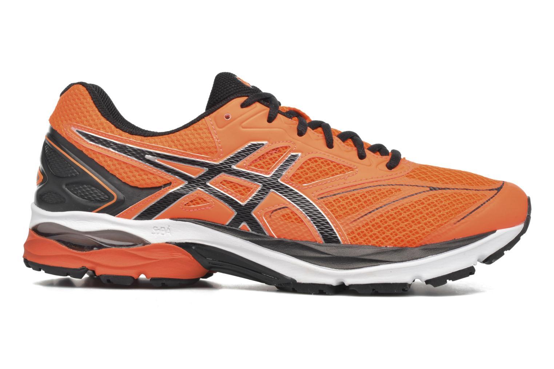 Sport shoes Asics Gel-Pulse 8 Orange back view