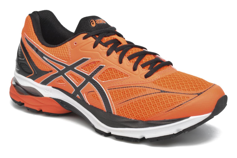 Sport shoes Asics Gel-Pulse 8 Orange detailed view/ Pair view